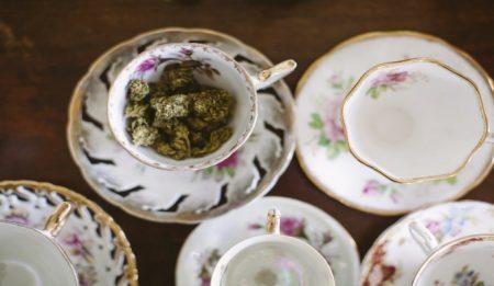 Как сделать чай из конопли